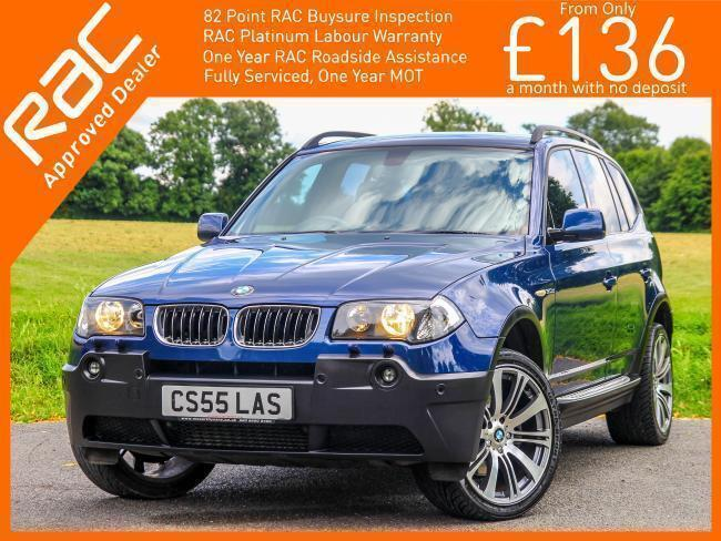 2005 bmw x3 turbo diesel sport 4x4 4wd 6 speed auto. Black Bedroom Furniture Sets. Home Design Ideas