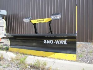 2017 Sno-Way 7ft 6in 26 Series