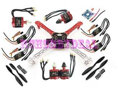 F450 Quadcopter Pack Kit Frame w / RHD-2212 920KV Simonk 30A ESC 1045 propeller online kaufen