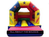 Bouncy castle hire, ball pit hire and face painting in Hampshire & West sussex