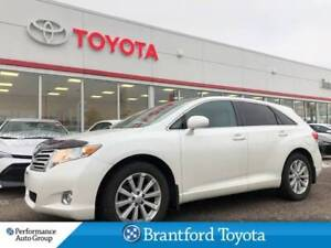 2009 Toyota Venza Leather-Panro Roof-BU Cam-Power Tailgate