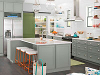 Modern Kitchen Cabinetry - Grey Shaker
