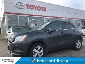 2014 Chevrolet Trax 1LT, AWD, Winter Rims & Tires, Trade In