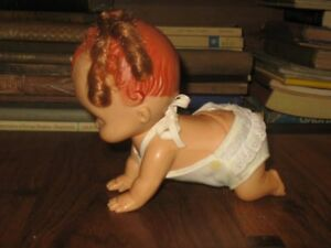 Crawling Battery Op Doll 1938 Warner Brothers