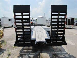 2017 CAM Superline 8X25 20 Ton Equipment Hauler