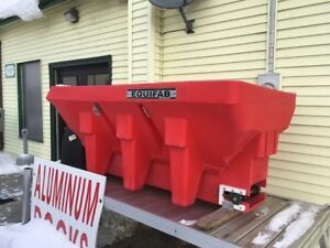 2017 equifab 8ft Spreader