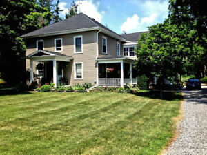 Stunning 50 acre country property / farm for sale!