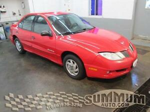 2003 Pontiac Sunfire SL ***TRÈS BAS PRIX***