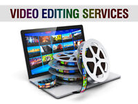 VIDEO EDITOR FOR HIRE, 20 YRS EXP, GREAT RATES, QUICK TURNAROUND