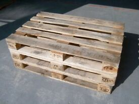 7 x Euro Pallets For Sale Most nearly new or used once