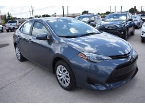 2017 Toyota Corolla LE upgrade $298 monthly