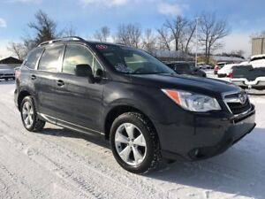 2015 Subaru Forester Limited with Tech