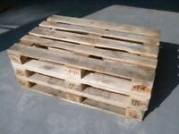 EURO PALLETS £4 EACH OR 3 FOR £10