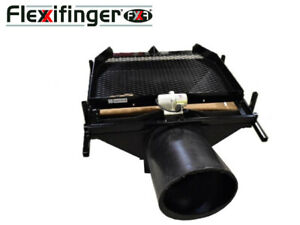 Flexxifinger Vibra-Screen: Keep Your Fertilizer Flowing!
