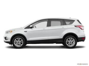 2017 Ford Escape fully loaded with low mileage