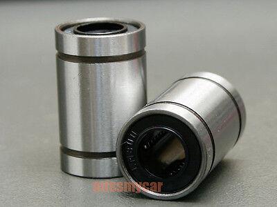 2 Stk LM6UU 6mm Motion Liner Ball Buchsen Kugellager Lm Serie [ Dorl _ A]