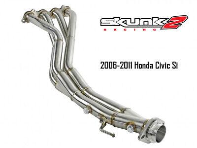 Skunk2 Alpha Header For 06-11 Honda Civic Si K20Z FG FA