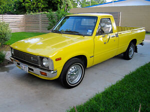 Toyota Pickup 1ère génération