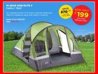 Gobi Elite 4 Family tent