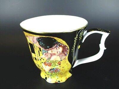 Gustav Klimt Kaffeetasse Wien Österreich,schöne Gift Box,Keramik,Coffee Mug