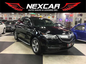 2015 ACURA MDX SH-AWD 7 PASSENGERS LEATHER SUNROOF REAR CAMERA
