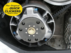 TRA CENTRIFUGAL CLUTCH QUICK CLICKERS  SKI-DOO