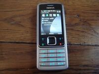 Unlocked nokia 6300 good condition with charger