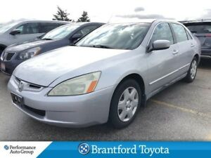 2005 Honda Accord LX V6, Only 62974 Km's, Trade In, Automatic