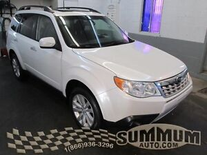 Subaru Forester XTouring 2011