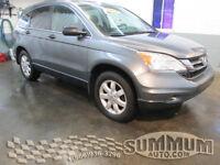 2011 Honda CR-V LX  A/C 4x4 Tout équipé! * FINANCEMENT FACILE *