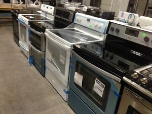 LIQUIDATION SALE - Great Savings on Stoves of All Types!