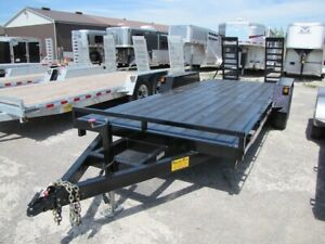 2018 Advantage 7 Ton Equipment Trailer