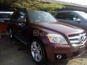 2010 Mercedes GLK 350 Loaded with VERY low mileage