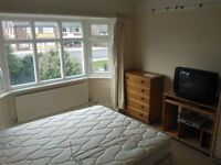 Large dbl, room, friendly houseshare ALL BILLS INC