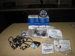 Ford Focus OEM Fog Light kit
