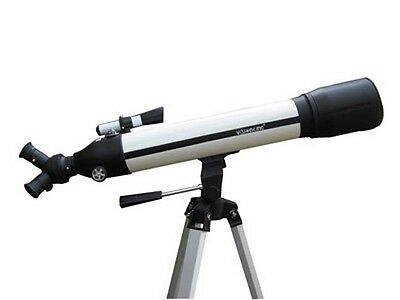 Visionking 700x90mm SCF Astronomical Telescope Refractor Finder 3 Head +  Tripod