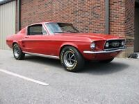Wanted: Mustang Fastback -Serious Buyer