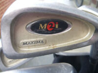 x7 Ben Sayers Maxima M2i Golf Clubs