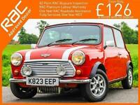 1992 Mini COOPER Modern Classic Mini 1.3i Auto Air Con 100% Original Only 37,000