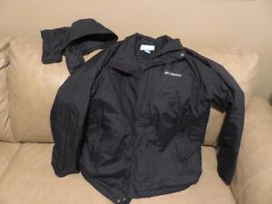 Columbia Treacherous Descent Men's Jacket