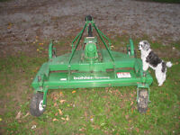 Buhler Farm King Grooming Mower