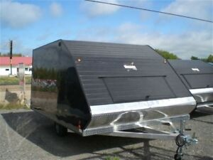 2019 Mission Trailers 12' Sled/ATV Crossover