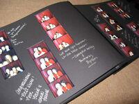 Photo Guest Book & Wedding Album
