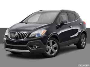Buick Encore leather 2014 69.400km