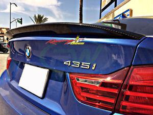 2014-2017 BMW F36 4-Series Gran Coupe MP Style Trunk Spoiler