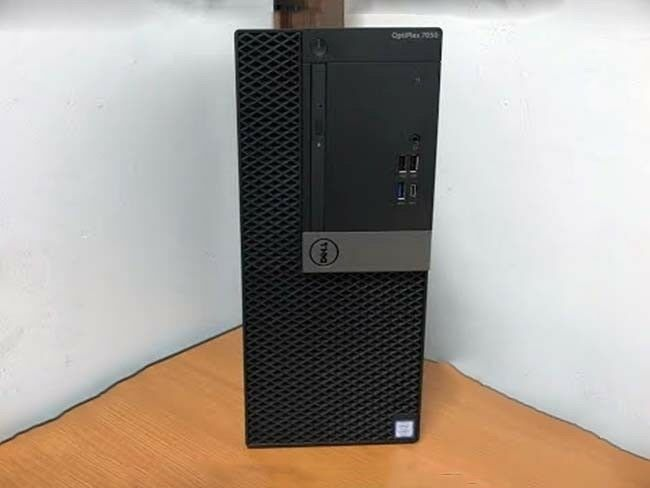 Dell Optiplex 7050 Small Form Factor With Monitor | in Eastville, Bristol |  Gumtree