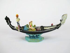 Gondel Venedig Venezia Italien Italy Reise Souvenir,10 cm Gondola,NEU