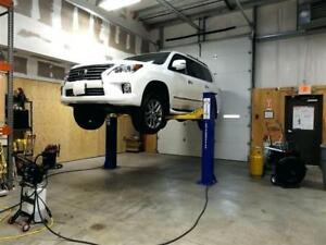 Do you need your winter tires put on? Quick Change :)