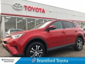 2016 Toyota RAV4 LE, FWD, Off Lease, Local Owner, BU Camera