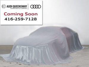 2016 Audi A4 2.0T Progressiv, S Line, Certified, One Owner
